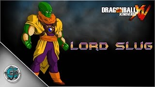 getlinkyoutube.com-Dragon Ball Xenoverse - Character Creation: Lord Slug