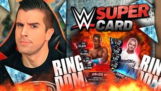 getlinkyoutube.com-WWE SuperCard - HERE COMES THE MONEY!! RING DOMINATION & PACK OPENING!! WOODS ELITE DEBUT!!