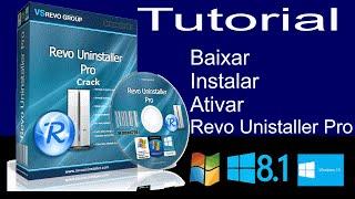 getlinkyoutube.com-Baixar, Instalar e Ativar Revo Uninstaller Pro 3.1.5