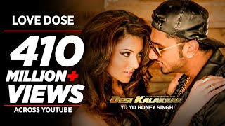 getlinkyoutube.com-Exclusive: LOVE DOSE Full Video Song | Yo Yo Honey Singh, Urvashi Rautela | Desi Kalakaar