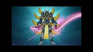getlinkyoutube.com-Digimon Adventure - All Shinka + Chou Shinka + Warp Shinka