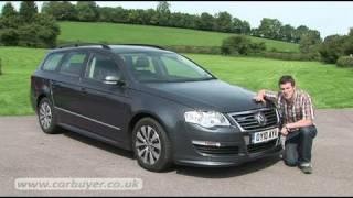 getlinkyoutube.com-Volkswagen Passat 2005 - 2011 review - CarBuyer