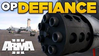 getlinkyoutube.com-ZEUS - OP DEFIANCE | ARMA 3 [ARES, Blastcore Phoenix, JSRS Dragonfyre]