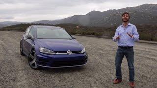 getlinkyoutube.com-Prueba Volkswagen Golf R 2015 (Español)