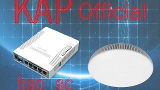 hAP AC by kap