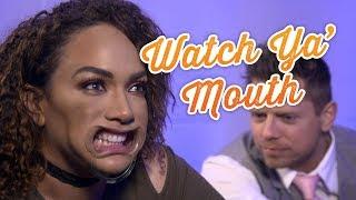 WWE Superstars play Watch Ya' Mouth: WWE Game Night