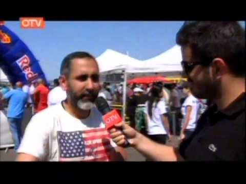 ATCL 1st Speedtest 2013 Beirut Waterfront OTV