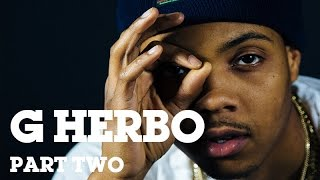 G Herbo (Lil Herb) Talks Growing Up With Lil Bibby (Interview Part 2/3)