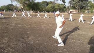 Cricket Warm Up and exercise by Shipra Cricket Academy