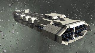 getlinkyoutube.com-Space Engineers - Battle of Mars
