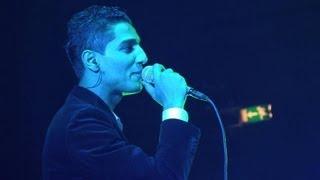 Arab Idol winner Mohammed Assaf in European debut