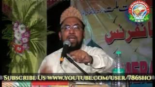 getlinkyoutube.com-Farooque khan Razvi New Meraj Un Nabi Wa Shan E Mustafa ﷺ Expose Wahabi
