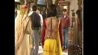 getlinkyoutube.com-On location of TV Serial ''Saraswatichandra''  1 year complted  1