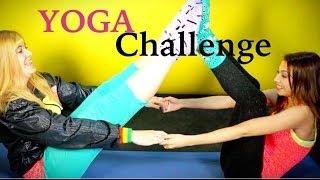 getlinkyoutube.com-YOGA Challenge ♛ | mit LifeWithMelina ♡