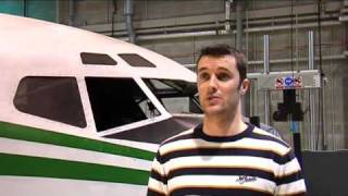 Bachelor of Engineering in Aeronautical Engineering at the University of Limerick