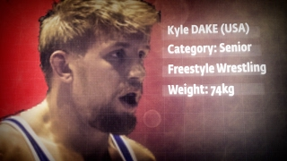 "Kyle DAKE (USA) Was Back at #ParisWrestle. WATCH The Amazing Performance of ""Kid Dynamite""!"