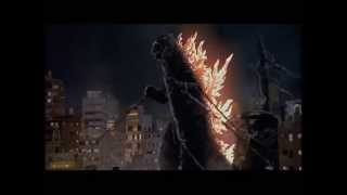 Godzilla 2000 Music Video