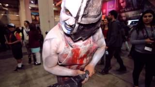 getlinkyoutube.com-COMIC CON 2015 CHILE COSPLAY MUSIC VIDEO