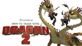 getlinkyoutube.com-How To Train Your Dragon 2 - Barf & Belch Attack Gameplay Overview  [PS3/XBOX360/Wii]