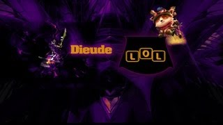 League of Legends - 5v5 draft- Duo kayle xin zhao [FR]