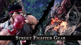 Monster Hunter: World - Street Fighter Collaboration