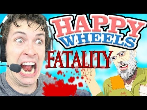 Happy Wheels - FATALITY