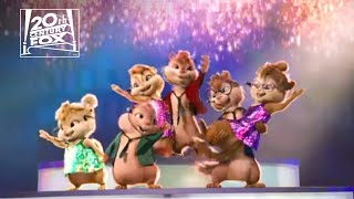 getlinkyoutube.com-Chipmunks & Chipettes - BAD ROMANCE Music Video | FOX Home Entertainment