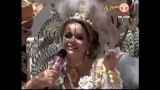 getlinkyoutube.com-Culeco Martes de Carnaval 2015 - Calle Abajo de Las Tablas