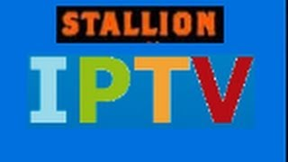 Install stallion iptv addon for xbmc & kodi