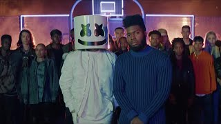 Marshmello-Silence-Ft-Khalid-Official-Music-Video width=