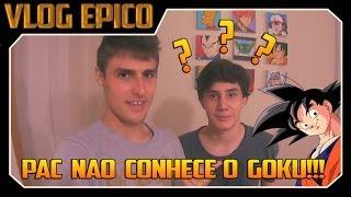 getlinkyoutube.com-PAC NÃO CONHECE O GOKU!