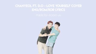 getlinkyoutube.com-Chanyeol x D.O (EXO) - Love Yourself Cover // Long Version
