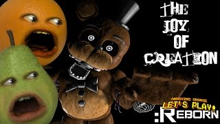 getlinkyoutube.com-The Joy of Creation: Reborn (FNAF) w/ Annoying Orange & Pear