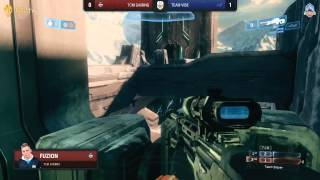 HCS - Battle of Europe : Team Vibe vs TCM Gaming : Grand Final - Map 2