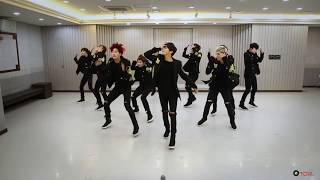 getlinkyoutube.com-[Dance Practice] UP10TION(업텐션)_하얗게 불태웠어(White Night) Orchestra ver.