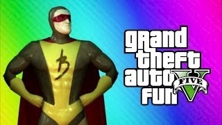 getlinkyoutube.com-GTA 5 Online Funny Moments - Brown Streak Man, Changing Room Glitch, Poop Cop, Daw SHIT!