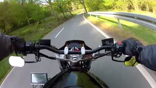 getlinkyoutube.com-GoPro Hero 2 Suzuki Bandit 1200 Eastertour Wispertal ( pure Sound )