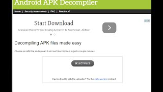getlinkyoutube.com-how to decompile an android application/apk (reverse engineering)
