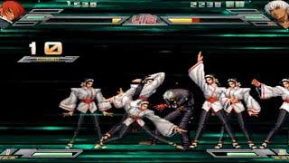 getlinkyoutube.com-KOF WING 2010 - Combos + Secrets + Ultra Secrets || The King of Fighters WING 2010