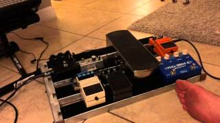 Ambient Pedalboard on a Budget