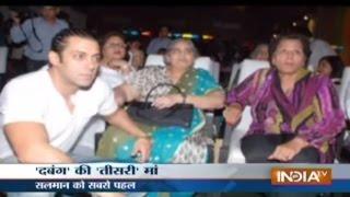 Salman Khan gets emotional while meeting his nanny