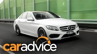getlinkyoutube.com-2015 Mercedes Benz C-Class Review - CarAdvice