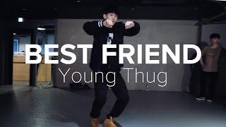 getlinkyoutube.com-Best Friend - Young Thug / Eunho Kim Choreography