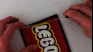 getlinkyoutube.com-how to make fondant LEGO logo cake decorating tutorial how to cook that ann reardon