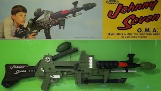 getlinkyoutube.com-JOHNNY SEVEN OMA TOY GUN CLASSIC UNBOXING AND REVIEW!!
