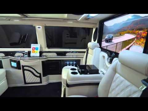 Офис на колесах VW T5 VIP Business Luxus Van