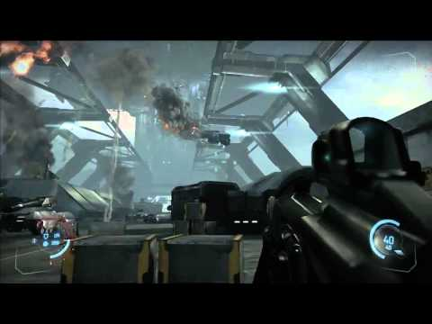 PS Vita - Dust 514 Trailer