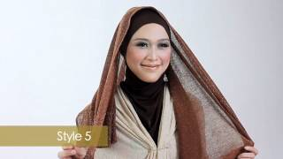 getlinkyoutube.com-Wardah Hijab Style with Lisa Namuri & Novie Collection