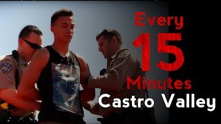 Every 15 Minutes: Castro Valley High School 2016