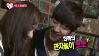 getlinkyoutube.com-Kim So-eun & Song Jae-rim | HUGS AND KISSES COMPILATION